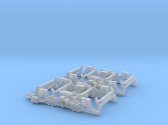 HOT123 CP2a ab 3d printed