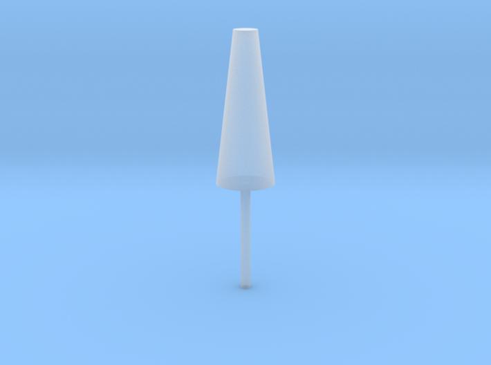Pioneer Venus 1/20th Omni Antenna Forward 3d printed