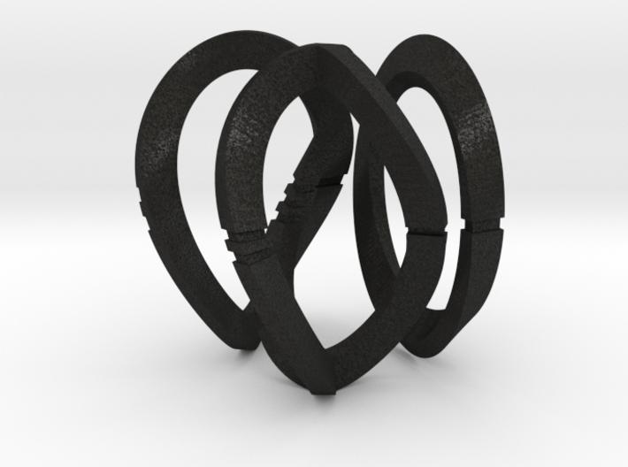Modern Art Dice Set (Unusual Denominations) 3d printed