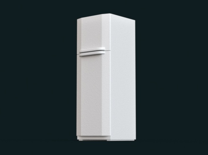 1:39 Scale Model - Refrigerator 03 3d printed