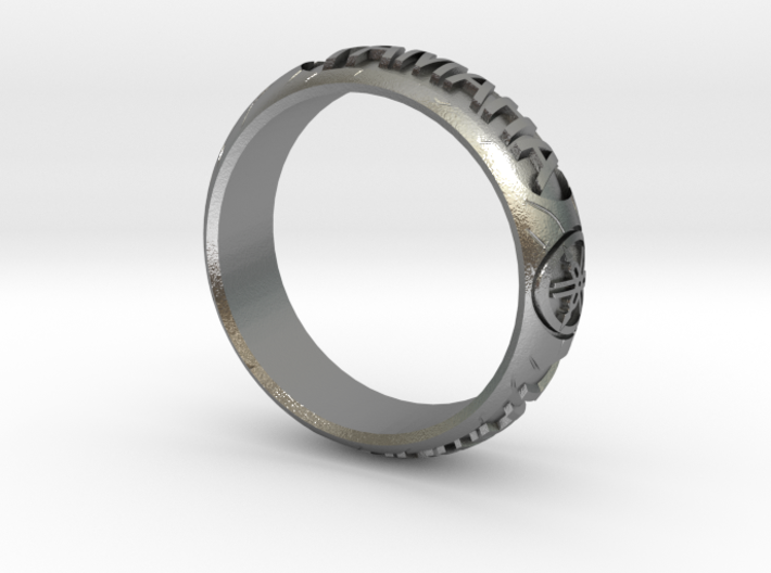 "Yamaha ring size P / 56mm / 2""1/4 3d printed"