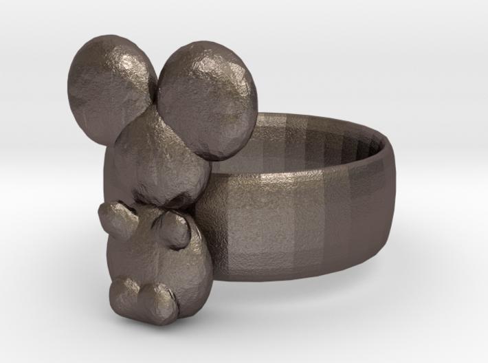 Koala ring 3d printed