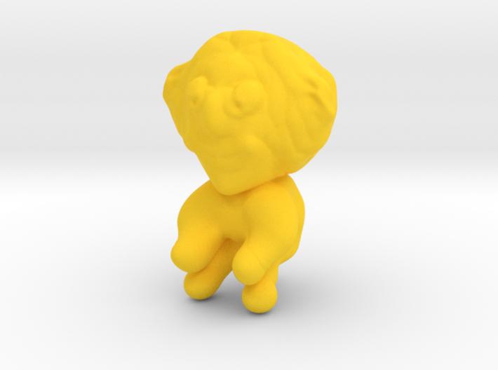 Clown 3d printed