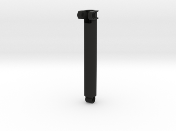 Gear rack aktuator 3d printed