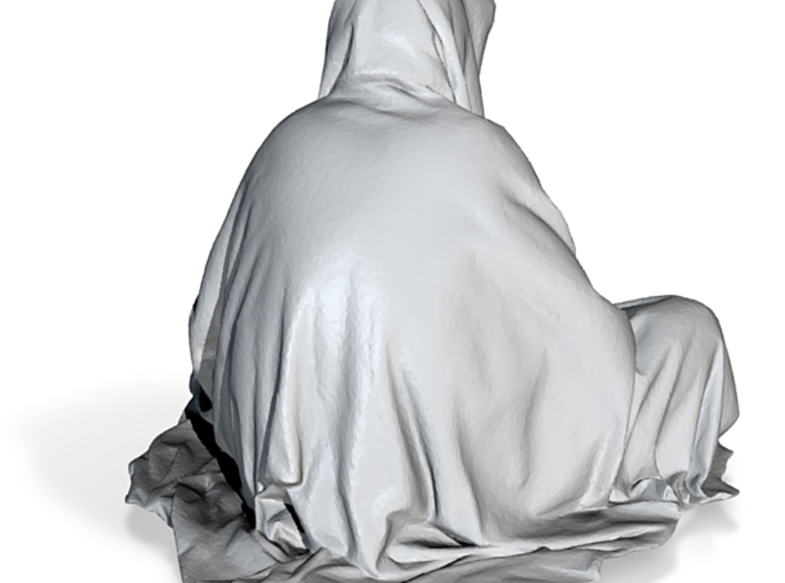 HW 1 art sculpture jewelery Guardian Kielnhofer 3d printed