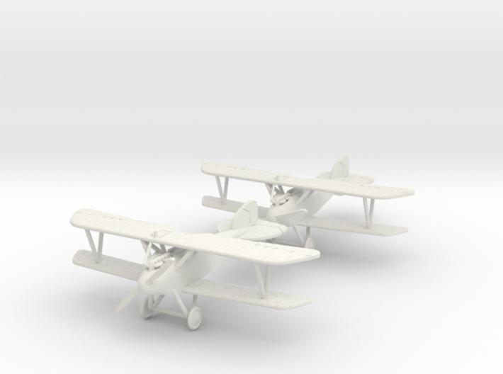 Albatros D.III 'Kette' 1:144th Scale 3d printed