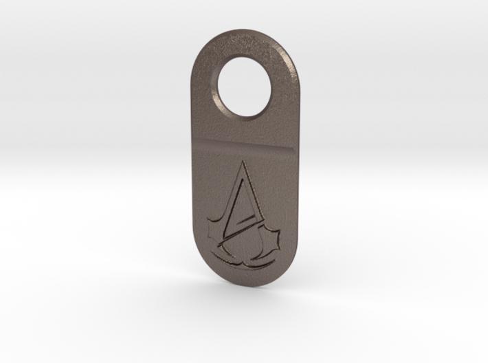 Assassin Unity Keychain Pendant 3d printed
