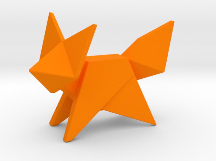 Origami Fox 77ge6svbs By Djkojent