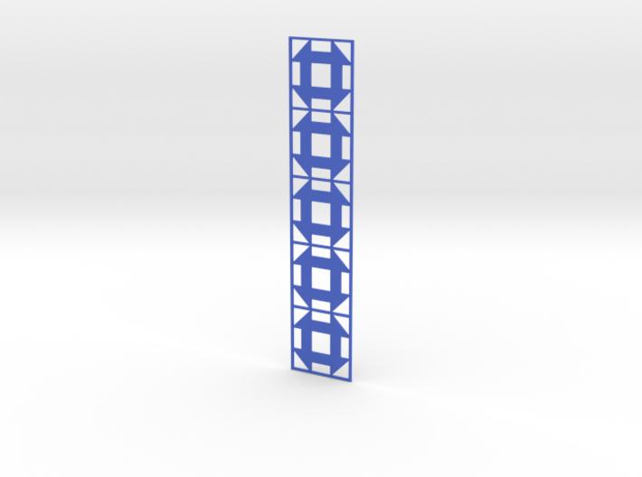Churn Dash Bookmark 3d printed