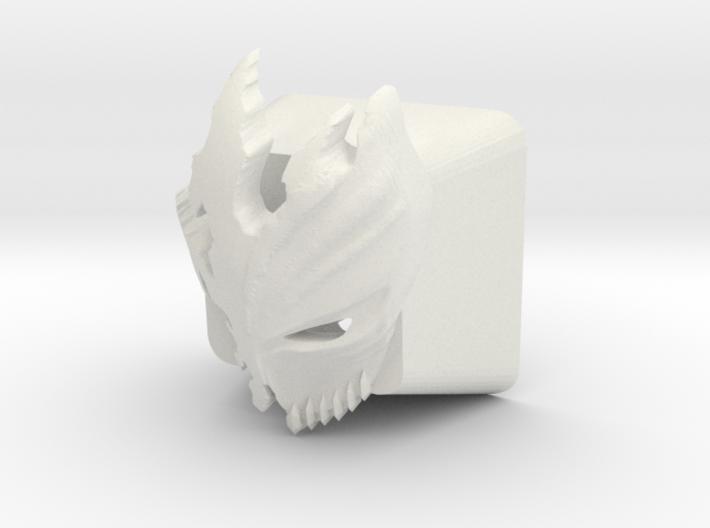 Cherry MX Kurosaki Mask Keycap 3d printed