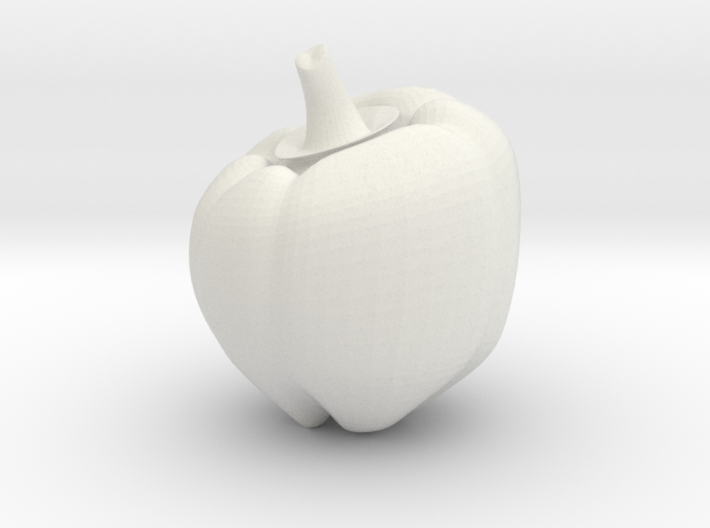 Bell Pepper 3d printed