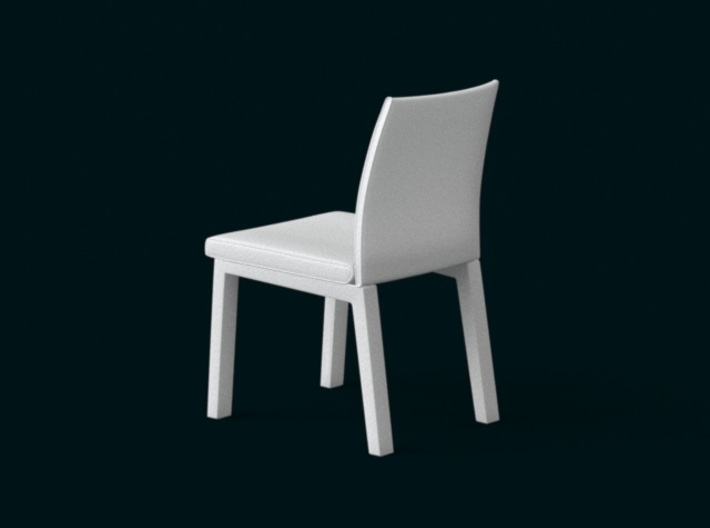 1:39 Scale Model - Chair 05 3d printed