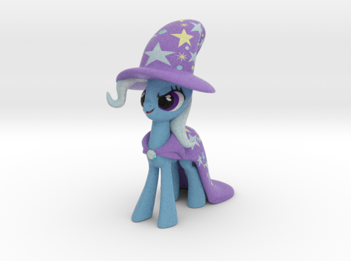 Trixie 3d printed
