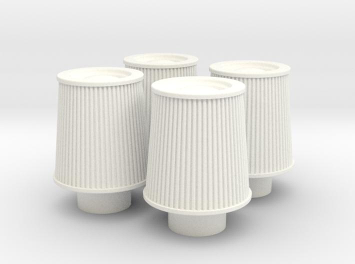 1/12 K&N Cone Style Air Filters TDR 1047 3d printed