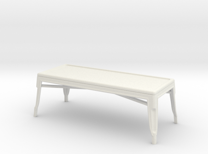 1:24 Pauchard Coffee Table 3d printed