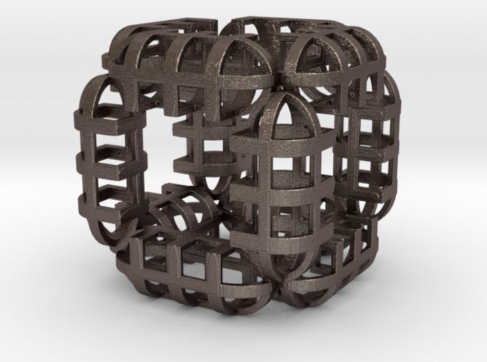 Fractal Box NG7 3d printed