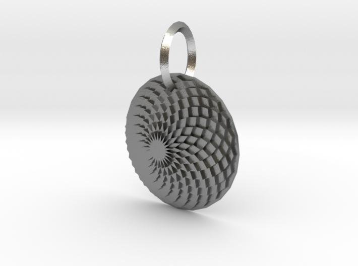 Sacret Flower of geometry 3d printed