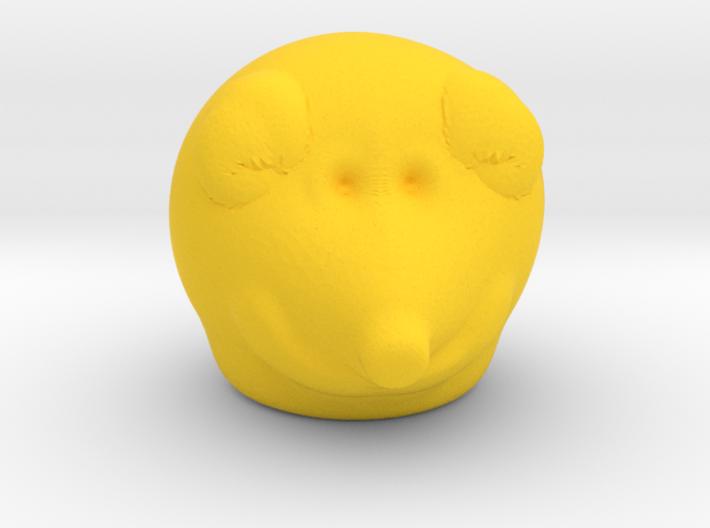 Bear Head 3d printed