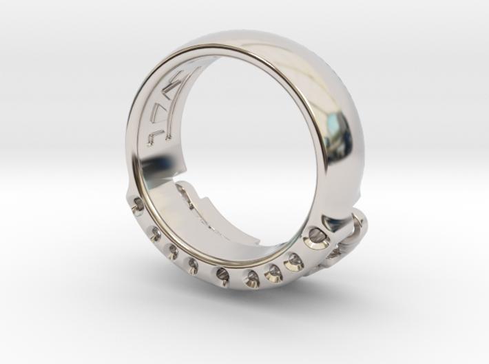 US14 Ring VI: Tritium 3d printed