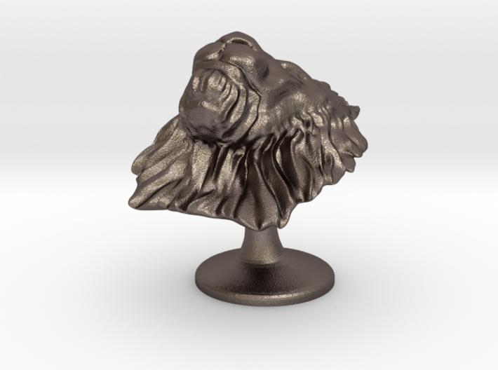 Lioncuff09162014 3d printed