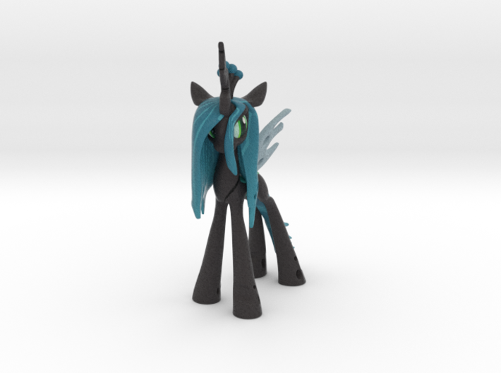 My Little Pony - Queen Chrysalis (≈160mm tall) 3d printed
