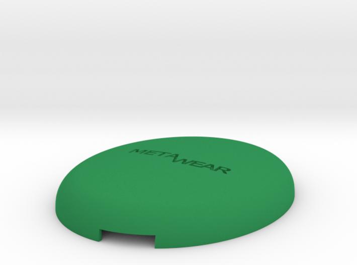 MetaWear USB Oval Upper 915 3d printed