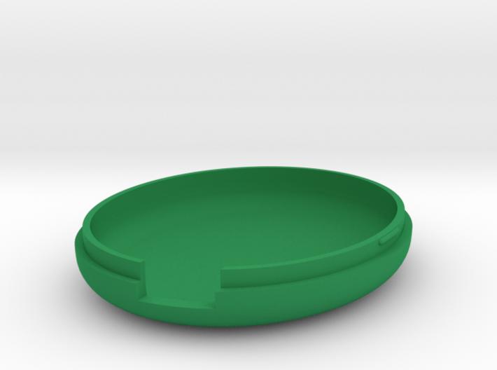 MetaWear USB Oval Lower 915 3d printed