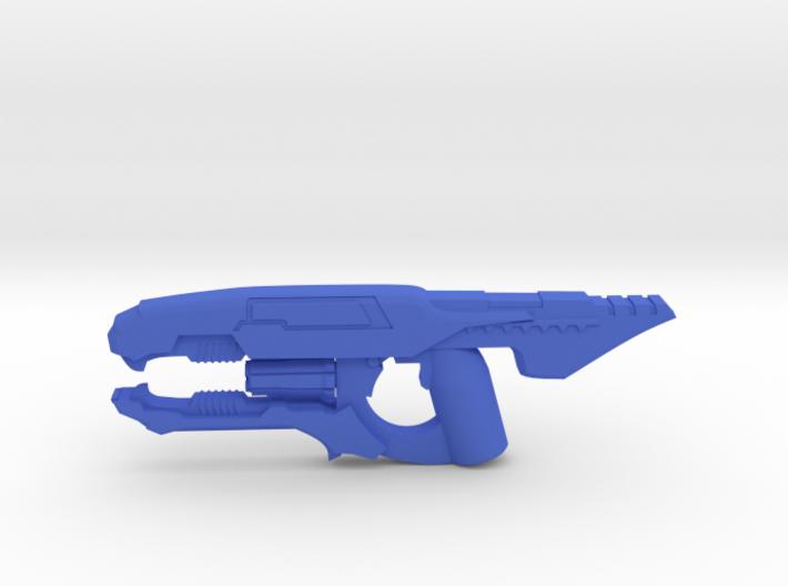 Plasma Disruption Rifle 3d printed