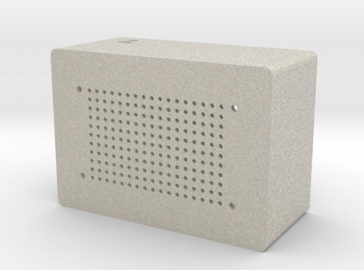 LoudSpeaker Casing 3d printed