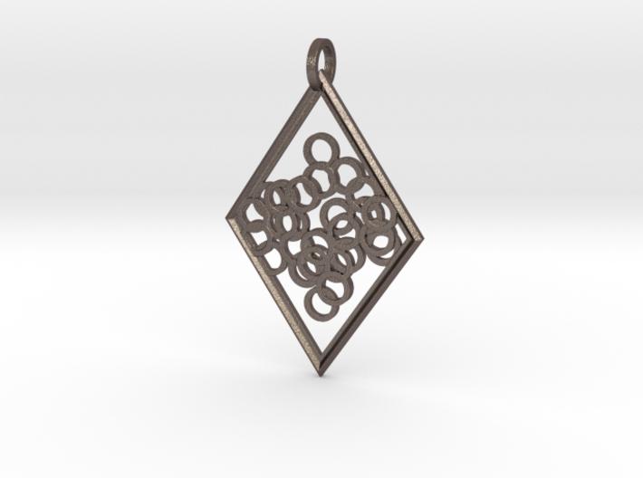 Elegant Pendant 3d printed