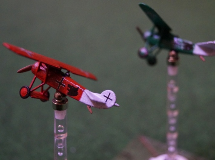 1/144 Fokker D VIII 3d printed Picture by Andrzej