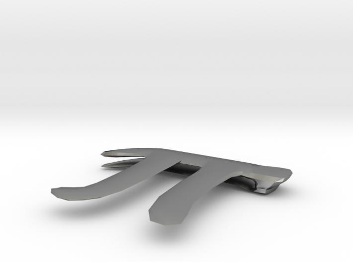 Pi Clip 3d printed