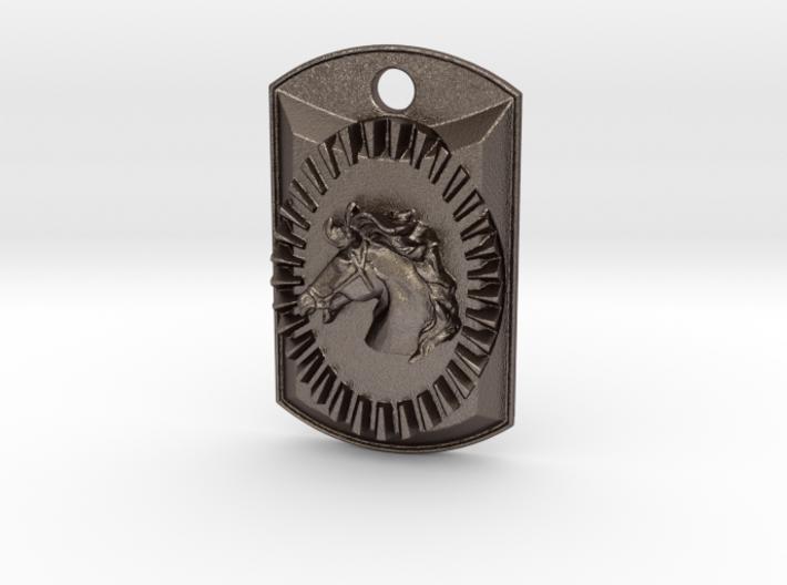 Denver Horse Power1 3d printed