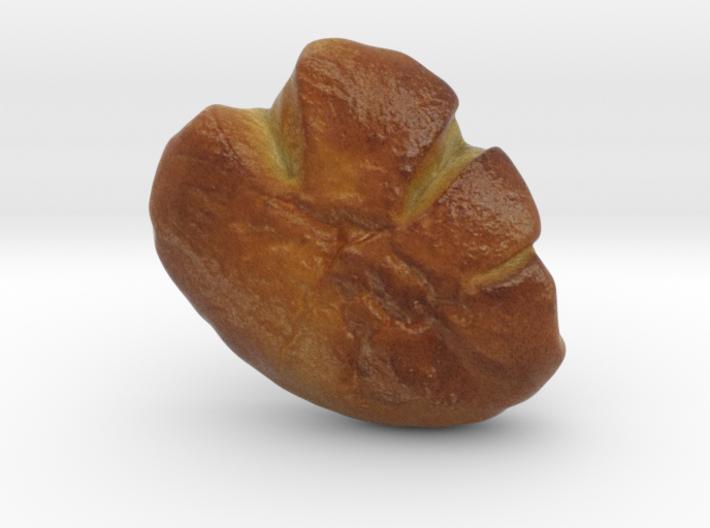 The Cream Bread 3d printed