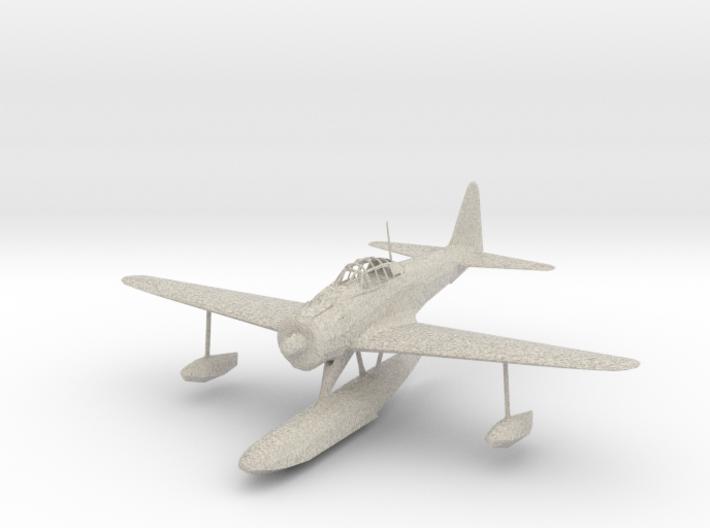 A6M2N 3d printed