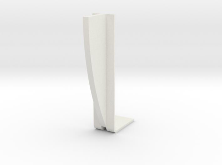 Single Rib 3d printed