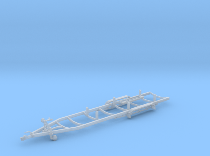 Bootstrailer 4 3d printed