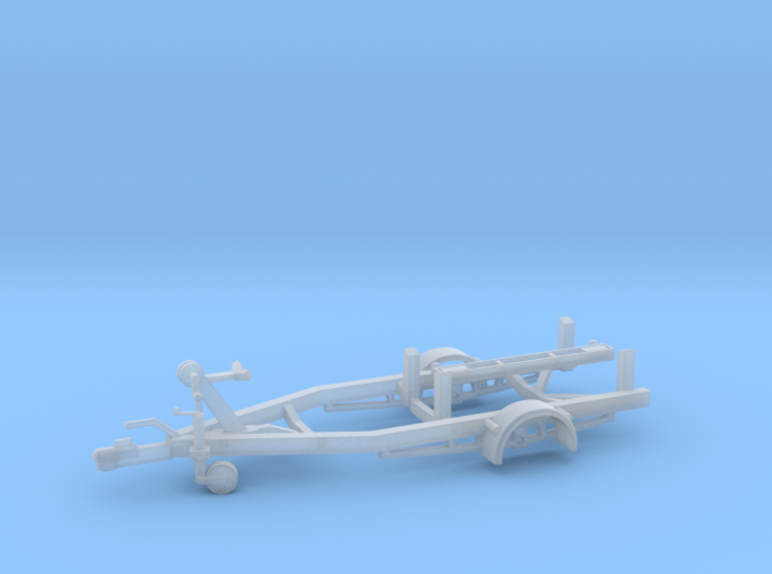 Bootstrailer 3 3d printed