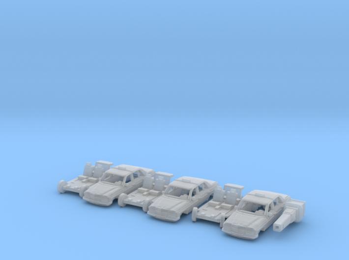 BONUS SET Taxi (N 1:160) 3d printed