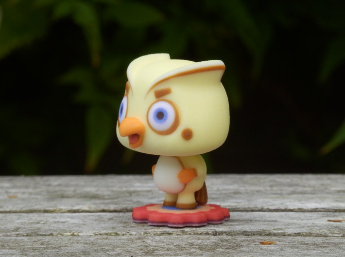Fletcher the Hippogriff 3d printed