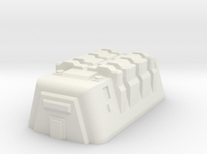 Logistics Camp [6mm BUILDING] 3d printed