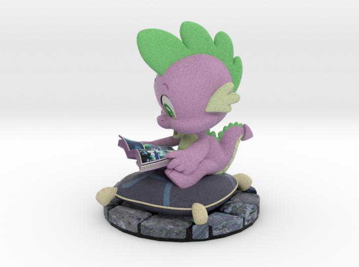 Sidekicks #1 - Spike the Dragon 3d printed