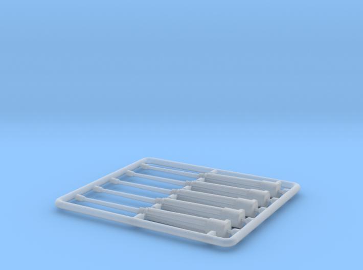 VCI-PIZARRO-H0-SET-CAÑONES-5 3d printed