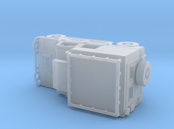 URO-VAMTAC Trasmisiones escala N 3d printed