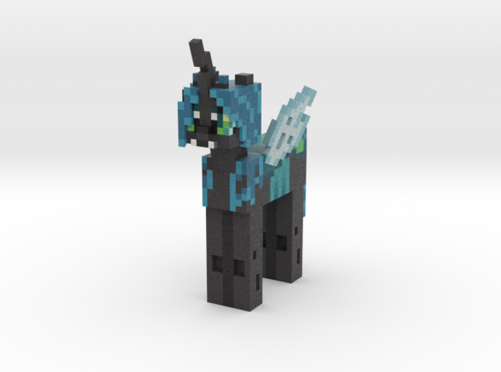 Queen Chrysalis 3d printed