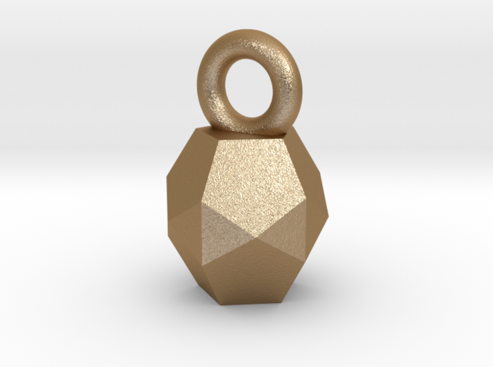 Charm Small 3d printed