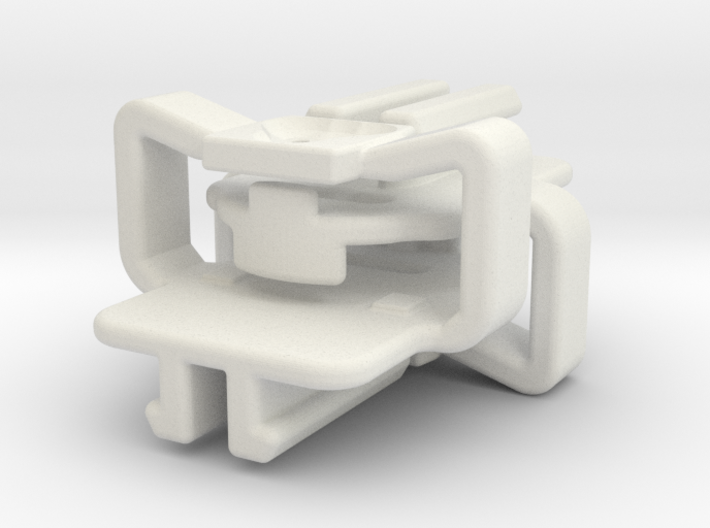 MYLAPS RC4 Clip 3d printed