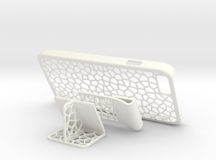iPhone 6 - Case CELLULAR + 2 Addons 3d printed