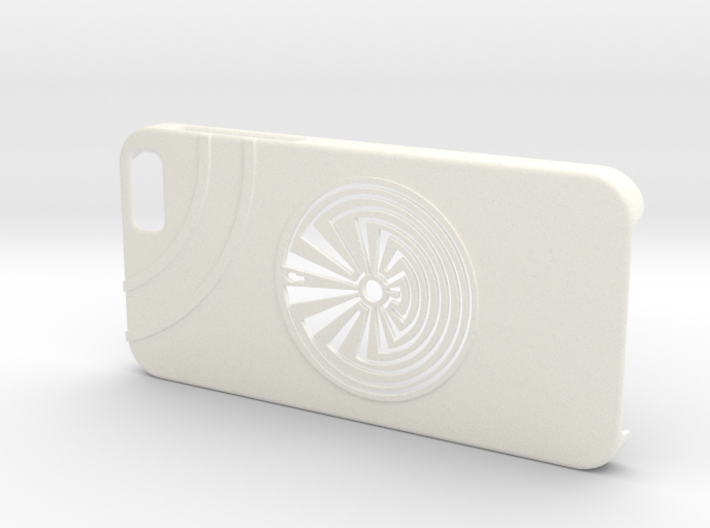 Man In The Maze iPhone 6 Case 3d printed