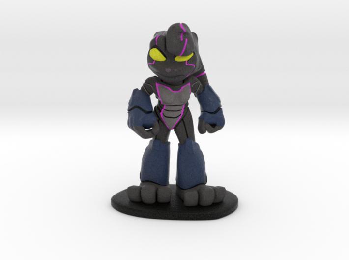 Emula 3d printed
